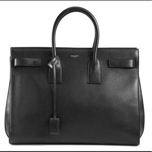 d88297c04c14 Yves Saint Laurent Bags - Saint Laurent Sac De Jour Medium Leather Tote NEW